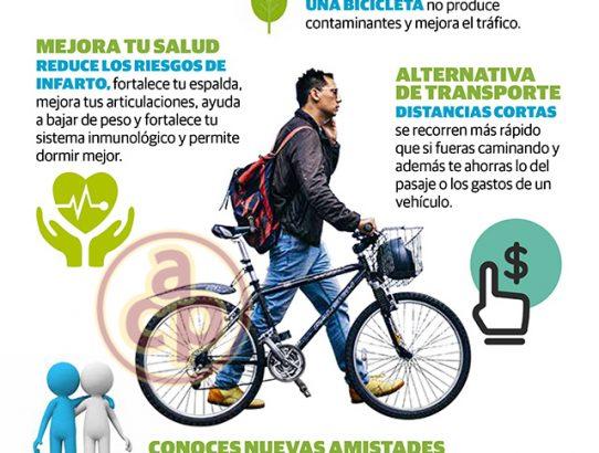 Respetemos a los ciclistas